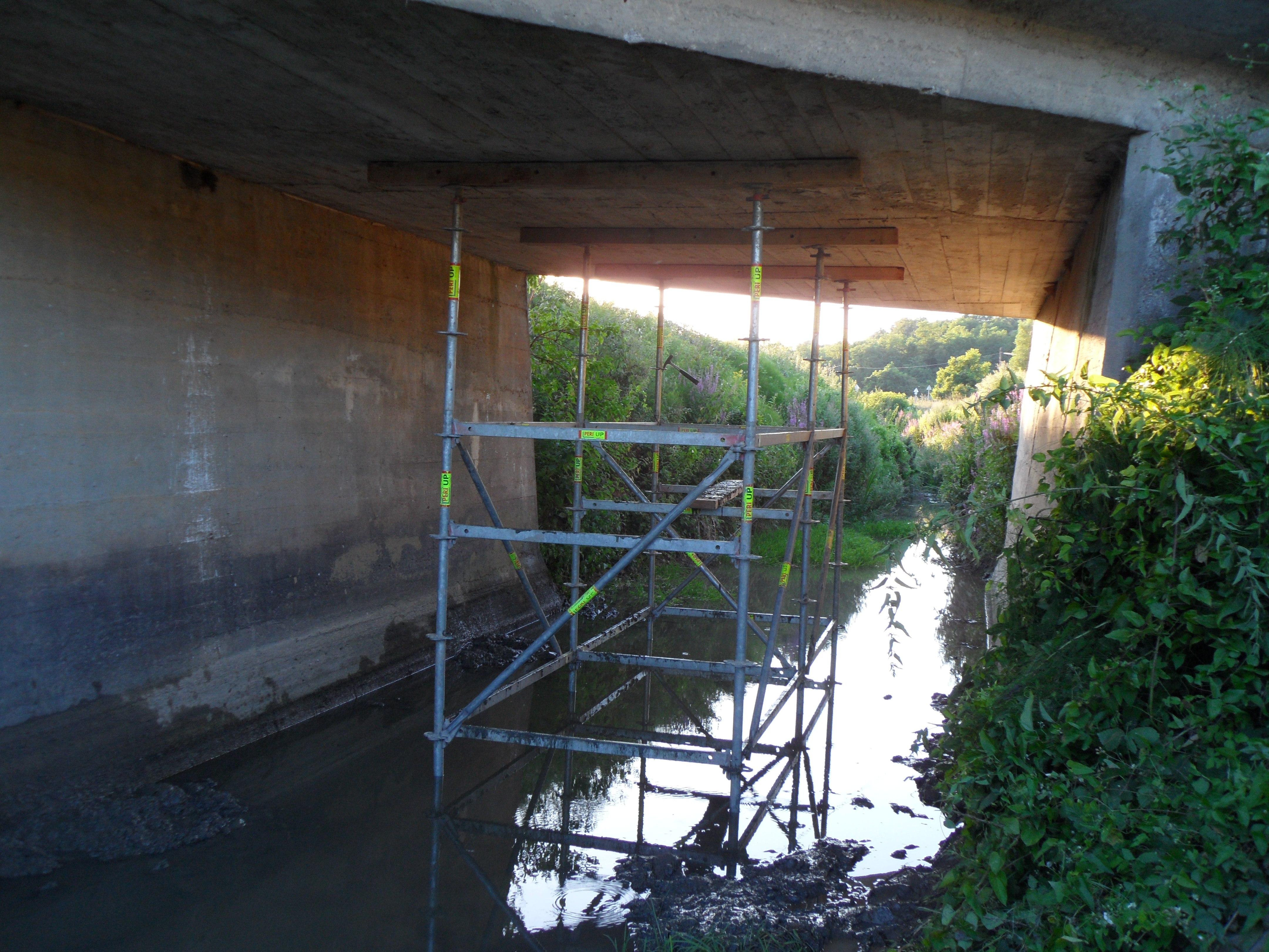 Hídvizsgálat – statikai vizsgálat
